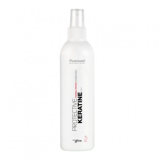 Thermal Protective Keratin