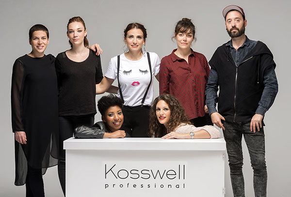 Colección Kosswell Professional