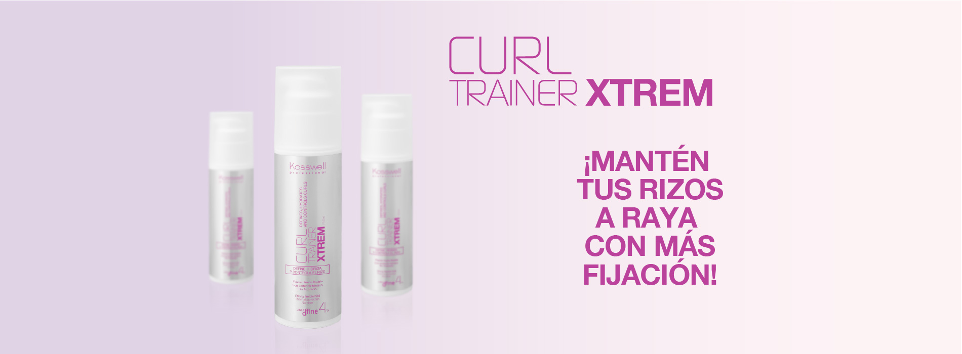 Curl Trainer Xtrem de Kosswell