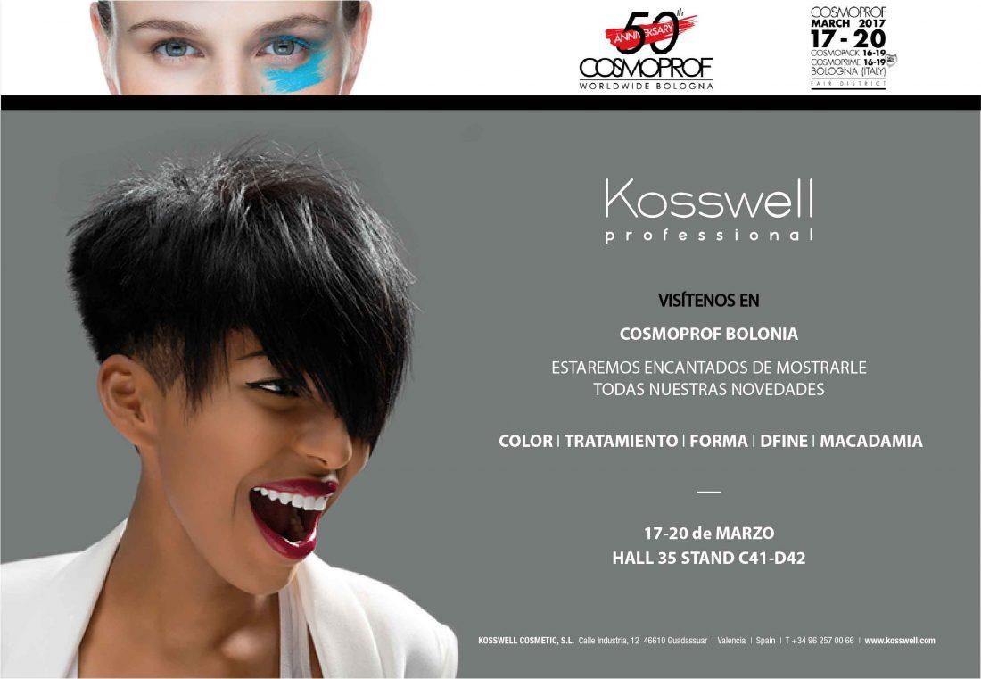Kosswell_cosmoprof_Bologna_17_KOSSWELL COSMOPROF 17