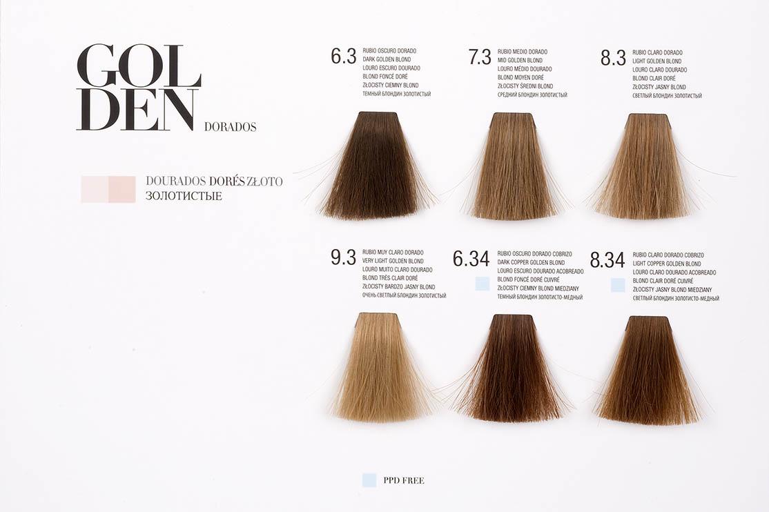 Color Sheen Golden