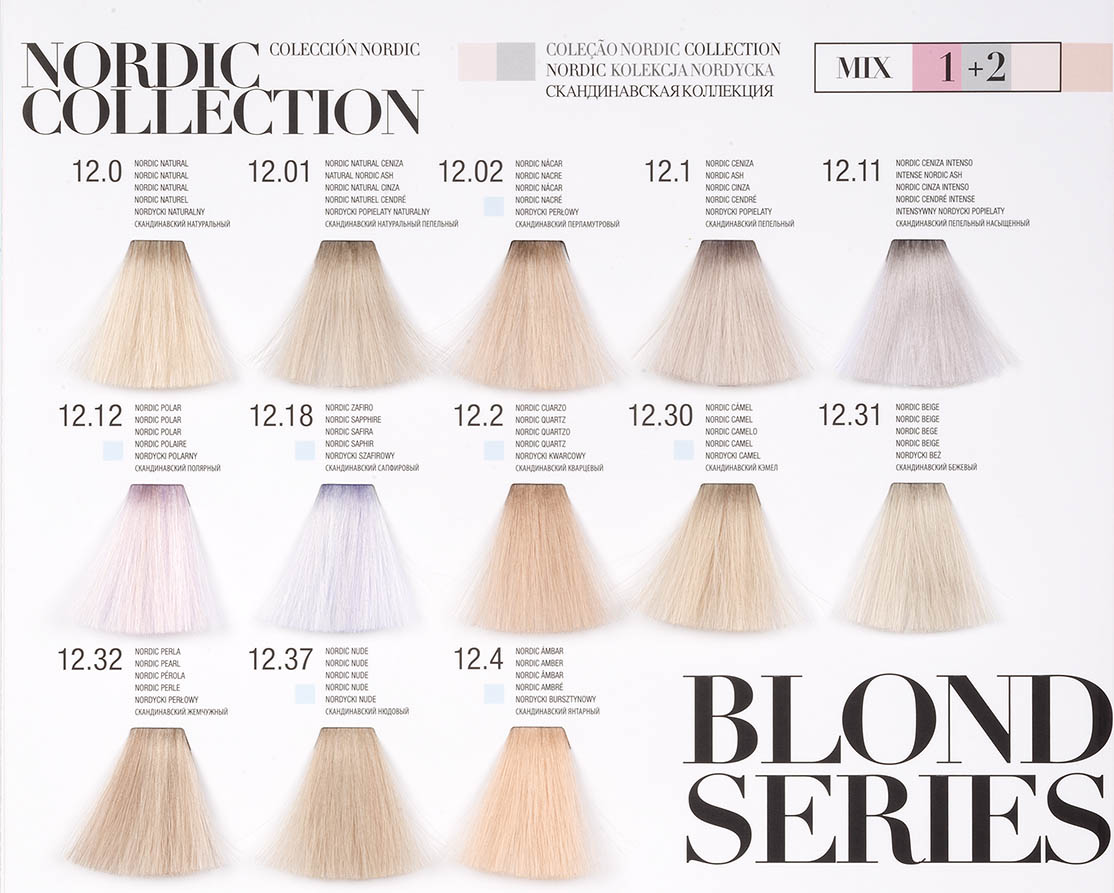 Colos Sheen Blond Series